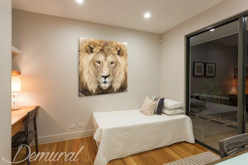 caccia alle decorazioni quadri animali quadri demural