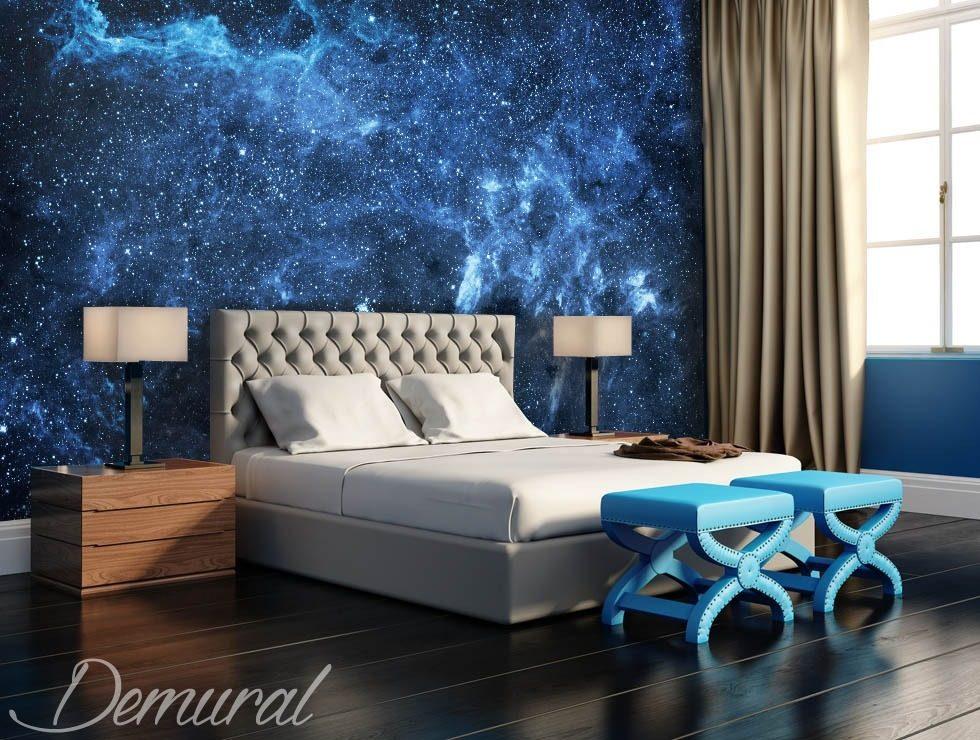 Stella degli interni carta da parati fotomurali cosmo for Interni minimalisti