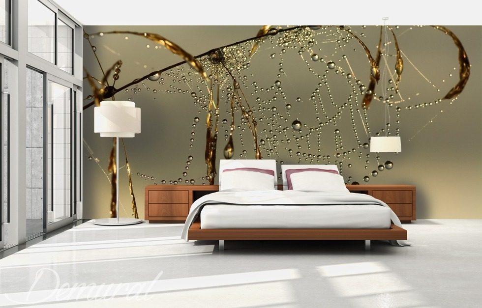 Nella rete dei sogni - Carta da parati fotomurali camera da letto ...