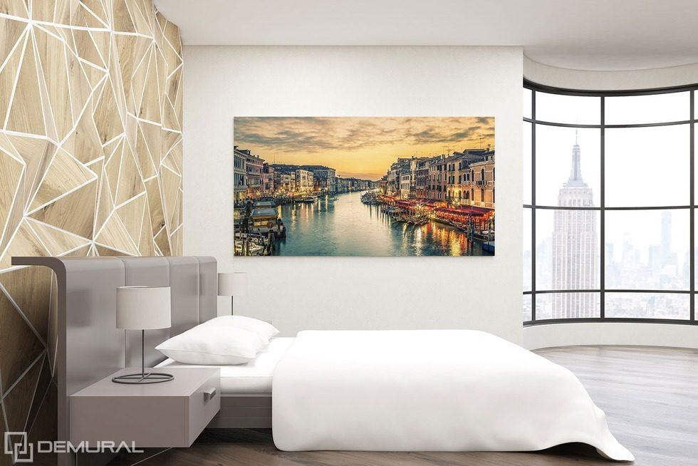 I sogni dell acqua che scorre quadri per la camera da letto quadri demural - Quadri per la camera da letto ...