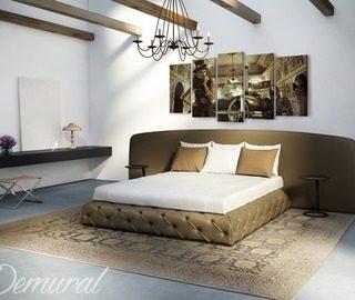 Panacea per la siccit quadri paesaggio quadri demural - Quadri per la camera da letto ...