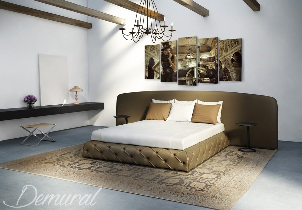Parcheggiare nella camera da letto quadri per la camera - Tableau pour chambre adulte romantique ...